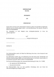 Contract of employment full-time temporary
